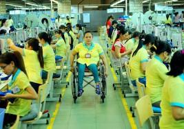 Secretaría del Trabajo revisa adecuación de espacios para personas con discapacidad