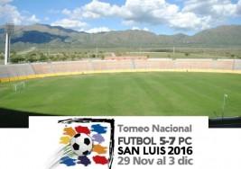 Arranca el Nacional de Fútbol para personas con parálisis cerebral