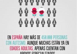El autismo del adulto deja de ser invisible