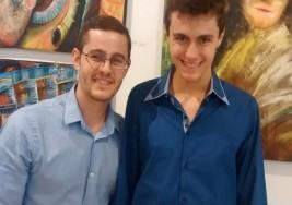 El primer niño con autismo que graba un disco en España