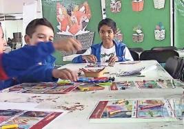 Diseñan lotería en braille para niños ciegos