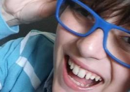 ¿Qué pasa por la cabeza de un niño de 13 años con parálisis cerebral?