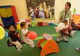 Niños con Síndrome de Down y su entorno