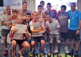 Terminó con éxito el Nacional de fútbol para personas con parálisis cerebral