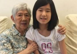 Una niña de 12 años crea una aplicación móvil para comunicarse con su abuela enferma de alzhéimer