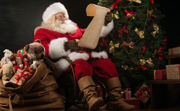 Es bueno o malo que tus hijos crean en Santa. esto es lo que dicen los especialistas