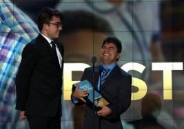 Colombiano con parálisis cerebral gana el premio 'Héroe CNN del 2016