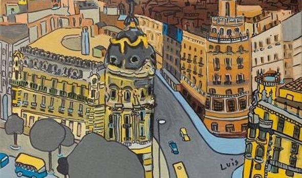 «Miradas sobre Madrid» una propuesta artística de Arte Down