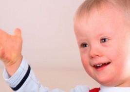 Un niño con síndrome de Down es como cualquier otro niño