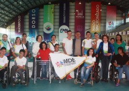 Michoacanos participarán en Campeonato Nacional de Parálisis Cerebral