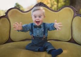 Asher Nash, el bebé con Síndrome de Down que rompe estereotipos