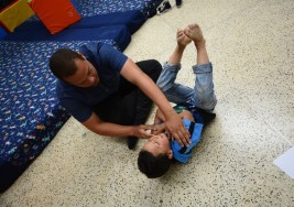 La estimulación psicomotriz modifica los niveles estrés en niños con parálisis cerebral