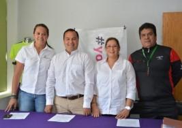 Presentan Torneo de Fútbol 7 para personas con parálisis cerebral