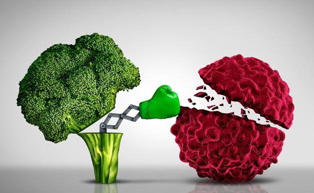 10 alimentos que te ayudarán a combatir el cáncer
