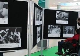 Fotos instantáneas de la vida de las personas con parálisis cerebral