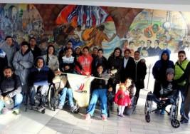 Los deportistas con parálisis cerebral podrían quedar fuera de la Paralimpiada 2017