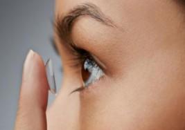 Un mal uso de las lentillas puede provocar ceguera