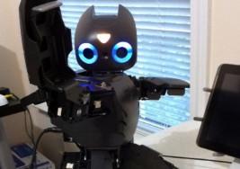 Un robot que ayuda en la terapia de niños con parálisis cerebral