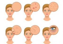 10 problemas de salud que puedes detectar con sólo observar la piel de tu rostro