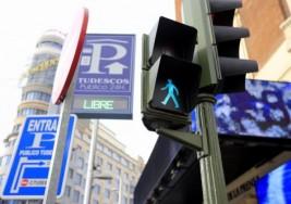 """Una aplicación """"traduce"""" los semáforos para las personas ciegas"""