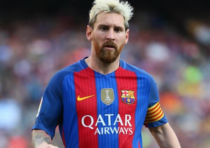 Emocionante mensaje de Messi a un niño con parálisis cerebral (VIDEO)