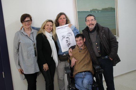 'Els colors de Pasqual', un libro que ofrece una mirada a la discapacidad