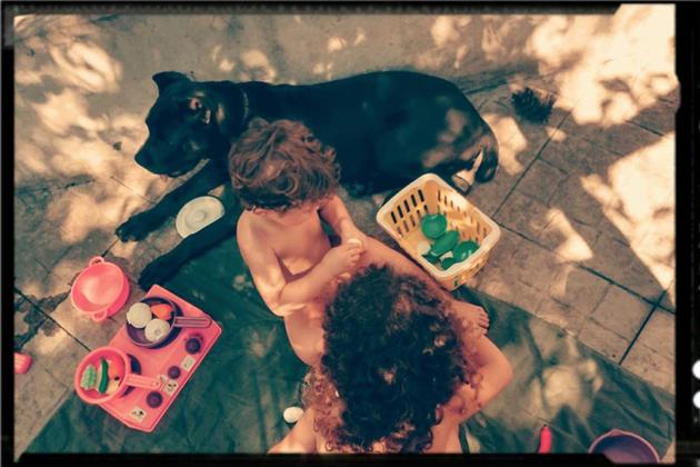 4 cosas que mis hijos aprendieron y me enseñaron cuando nuestra mascota cerró sus ojos para siempre