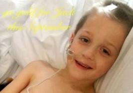 Madre pierde a su hijito con cáncer, le pide al cielo una señal; no sólo la ve, también la grabó en su teléfono