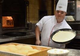 El sueño de Mateo: tiene síndrome de Down y viaja al Mundial de la pizza