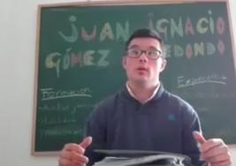 Joven con síndrome de Down difunde VIDEO para pedir empleo