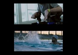 Un niño con parálisis recreó un comercial de Michael Phelps para darnos una gran lección