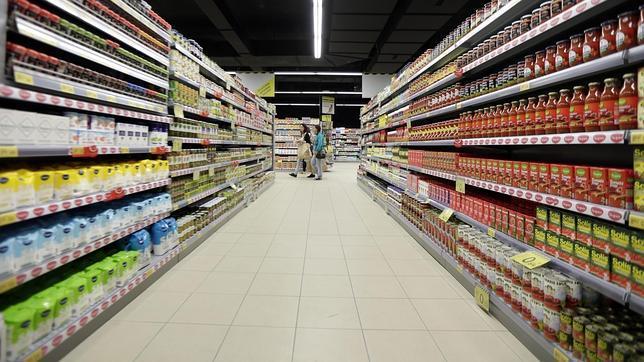 Braille en los supermercados