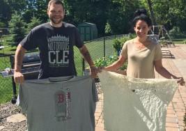 Pareja se casará después de bajar 262 kilos entre los dos