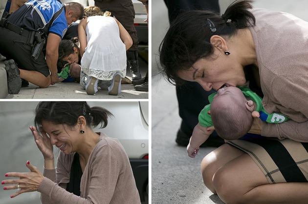 Su bebé dejó de respirar por un error que muchas madres cometen