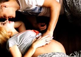 18 cosas ÍNTIMAS que TODA mujer debe hacer con su esposo durante el EMBARAZO