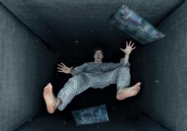 ¿Sueñas que caes de algún lugar elevado? Este es el increíble MENSAJE de tu subconsciente para ti