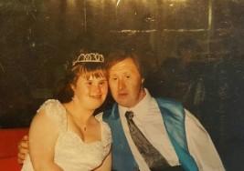 La inspiradora historia de amor de la primera pareja con síndrome de Down en casarse
