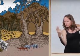 VIDEO: Lanzan primera Biblia inclusiva para niños sordos y ciegos
