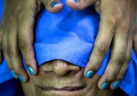 Personas ciegas se profesionalizan como masajistas shiatsu