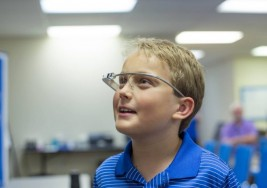 Brain Power, un 'Google Glass' para niños con autismo