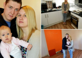 Por una foto publicada en facebook esta pareja perdió las pertenencias de toda una vida
