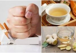 5 infusiones que calman la ansiedad de fumar
