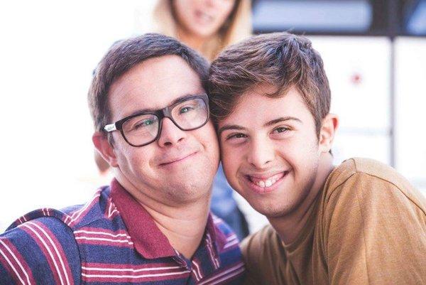 'Distintos': Síndrome de Down sin tabús