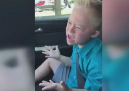 Video: Un niño con síndrome de Down cantando un éxito de Whitney Houston