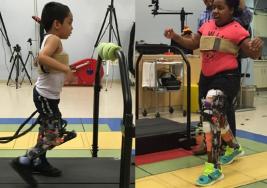 Este exoesqueleto permite caminar solos a niños con Parálisis cerebral