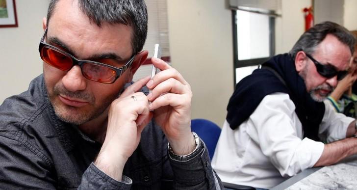 Siseos y braille dinámico: el futuro de la tecnología asistencial para personas ciegas