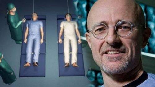 El primer trasplante de cabeza se realizará en menos de 10 meses