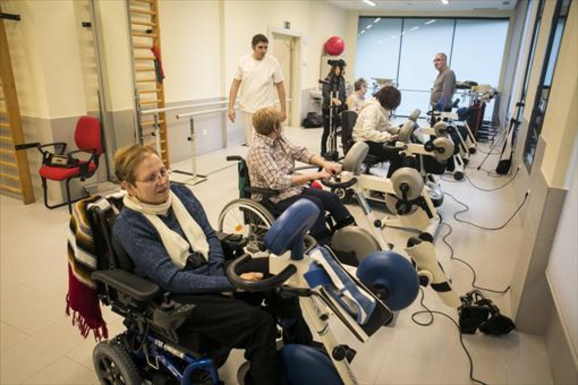 Perfil de la esclerosis múltiple: mujer universitaria, 43