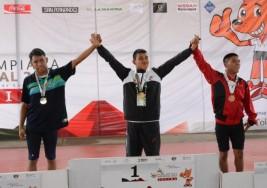 Michoacán llega a 39 medallas en la Paralimpiada Nacional 2017
