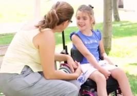 El emotivo vídeo de Aspace Jaén para concienciar sobre la parálisis cerebral